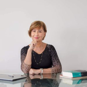 Coordenadora da Pós em Docência do Ensino Superior: Isabella Braga