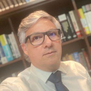 Coordenador do Curso de Direito: Júlio Bezerra Leite