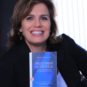 Coordenadora da Pós em Psicologia Positiva: Daniele Cabral